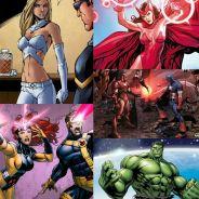 """De """"X-Men: Apocalipse"""" e """"Capitão América: Guerra Civil"""": veja as maiores traições dos quadrinhos!"""