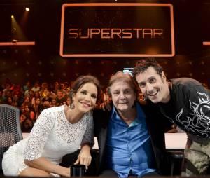 """Antes de ser jurada do """"The Voice Kids"""", Ivete Sangalo também participou do """"Superstar"""""""
