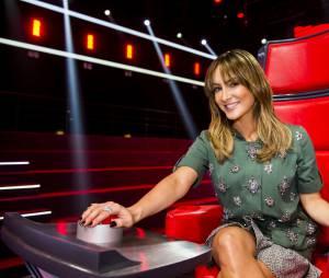 "Claudia Leitte participou de todas as temporadas do ""The Voice Brasil"""