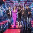 """Ivete Sangalo pode ser a nova jurada do """"The Voice Brasil"""" para adultos, enquanto Claudia Leitte pode entrar no lugar da baiana no """"The Voice Kids"""""""