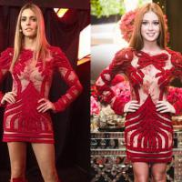 Marina Ruy Barbosa ou Fernanda Lima? Quem veste melhor o look?