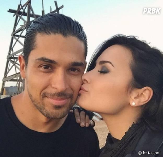 Após seis anos, chega ao fim o relacionamento de Demi Lovato e Wilmer Valderrama
