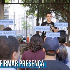 Parafernalha: em novo vídeo, canal mostra como seria se as redes sociais viessem pra vida real!