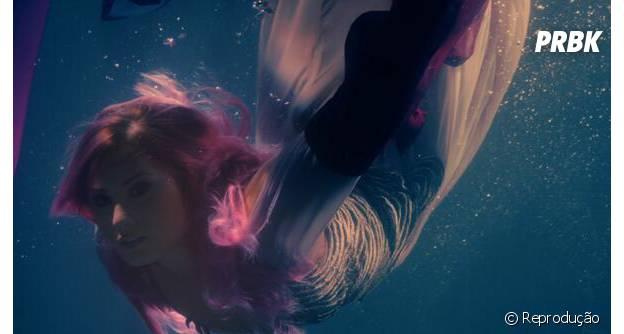 Demi Lovato ficaria bem de Pequena Sereia?