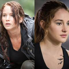 Duelo: Jennifer Lawrence ou Shailenne Woodley? Qual é a heroína mais poderosa?