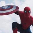 """O novo Homem-Aranha (Tom Holland) da Marvel já apareceu em """"Capitão América 3"""""""