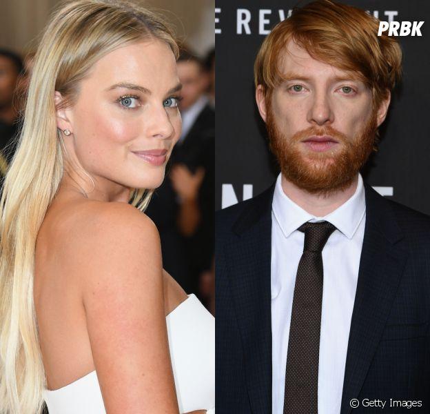 Margot Robbie e Domhnall Gleeson vão contracenar juntos pela segunda vez