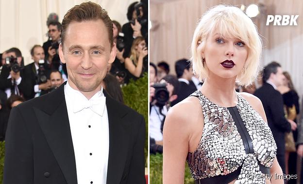 Taylor Swift e Tom Hiddleston: juntos desde o MET Gala 2016?