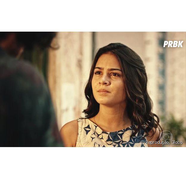 """Em """"Velho Chico"""", Olívia (Giullia Buscacio) descobre que é irmã de Miguel (Gabriel Leone)!"""