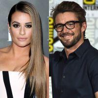 Lea Michele e Robert Buckley curtem início de namoro e postam várias fotos juntos!