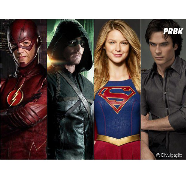 """Arrow"", ""The Flash"" e mais séries ganham data de estreia das temporadas!"
