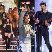 Fifth Harmony, Nick Jonas e Shawn Mendes se apresentam no MuchMusic Video Awards 2016