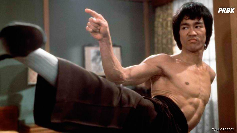 """Bruce Lee ainda precisava gravar a dublagem de """"Operação Dragão"""" quando faleceu, em julho de 1973"""