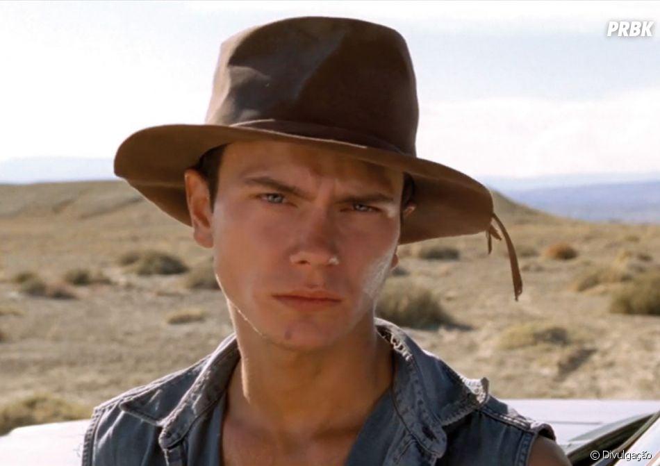 """Após a morte de River Phoenix, em 1993, a produção de """"Dark Blood"""" foi interrompida por 20 anos"""