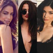 Anitta, Selena Gomez, Kylie Jenner e as morenas mais gatas do mundo das celebridades!
