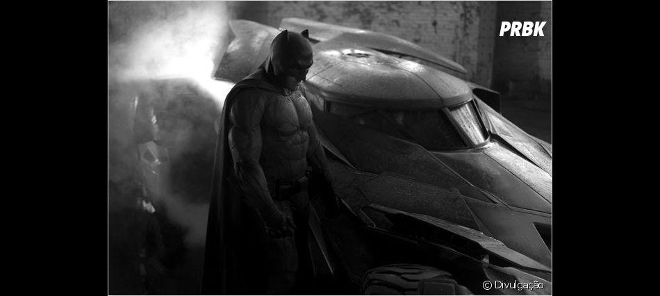 """""""Batman Vs Superman"""" contou com Ben Affleck pela primeira vez no papel do Batman"""