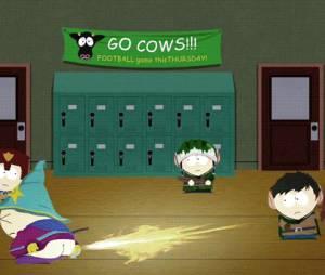 Habilidades especiais do Cartman.