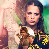 """Novo """"Tomb Raider"""": com Alicia Vikander como Lara Croft, filme deve estrear somente em 2018!"""