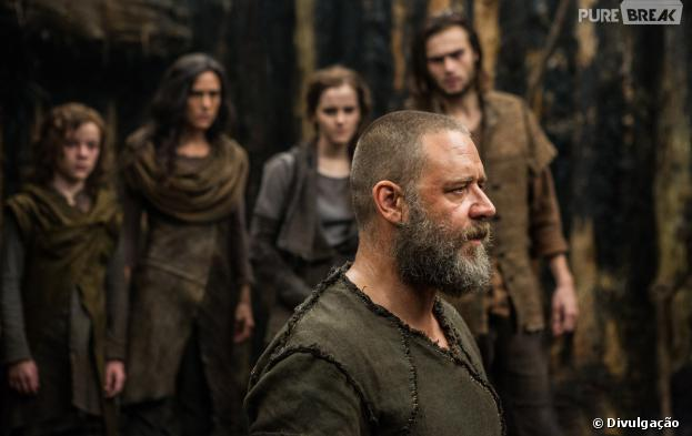 """O filme """"Noé"""" lidera o ranking de bilheteria dos EUA"""