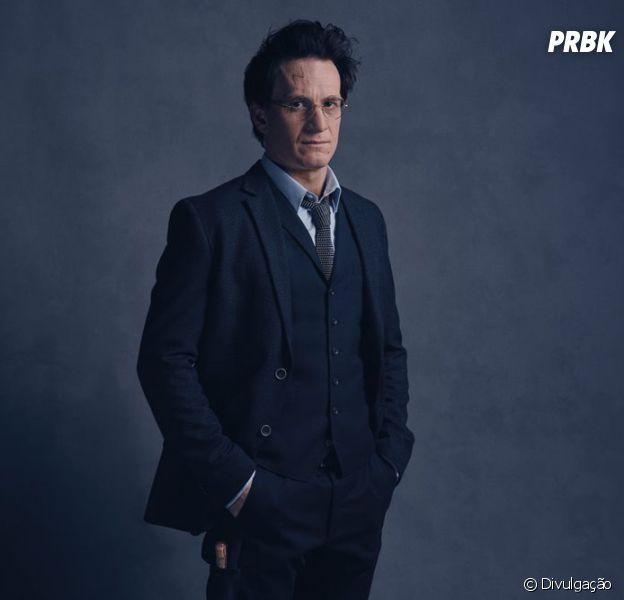 """Na peça""""Harry Potter e a Criança Amaldiçoada"""", Harry Potter é vivido pelo ator Jamie Parker"""