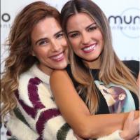 Maite Perroni e Wanessa Camargo agitam fãs em apresentação em São Paulo. Confira!
