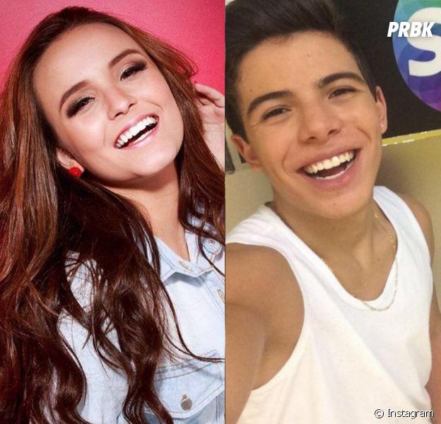 Larissa Manoela manda indireta para Thomaz Costa, seu ex, no Twitter