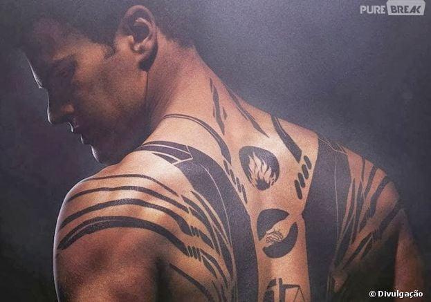 """Theo James é Quatro na saga """"Divergente"""""""