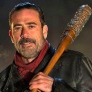 """Em """"The Walking Dead"""": na 7ª temporada, Jeffrey Dean Morgan revela quem o Negan não matou!"""
