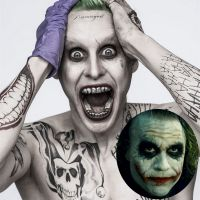 """De """"Esquadrão Suicida"""", Jared Leto elogia Heath Ledger como o Coringa: """"Impecável"""""""