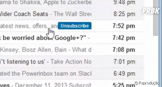 """A extensão para Google Chrome """"RemoveMe"""" te ajuda a não receber aqueles emails que você nem sabe de onde vieram."""