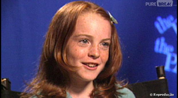 Em comemoração ao Dia das Crianças, até foto de Lindsay Lohan foi parar nas redes sociais