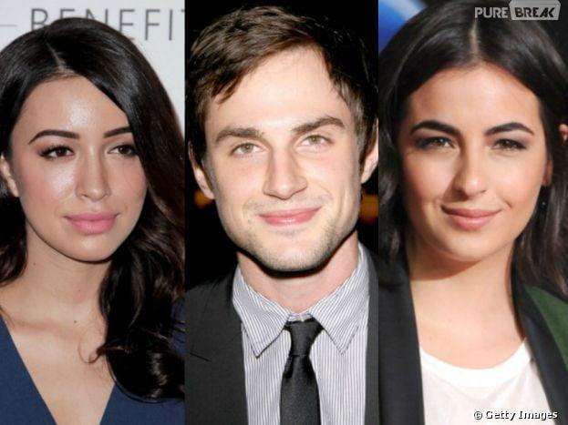 """A série """"The Walking Dead"""" promove 3 novos atores para o elenco regular"""