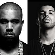 Kanye West e Drake juntos em um só CD? Rapper anuncia possível parceria em show e fãs piram