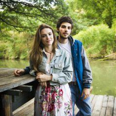 """Isabelle Drummond e Chay Suede em """"A Lei do Amor"""": casal aparece em fotos oficiais da novela!"""