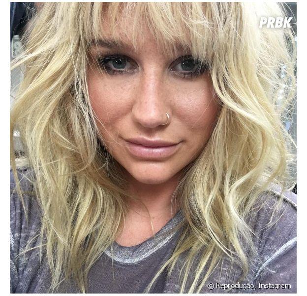 Kesha retira queixa contra Dr.Luke na justiça e revela desejo de lançar novo CD o quanto antes