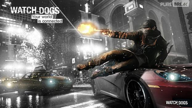 """Watch Dogs"" está na pré-venda do site Steam"