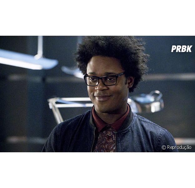 """Em """"Arrow"""", Curtis Holt (Echo Kellum) se transforma em Senhor Incrível!"""