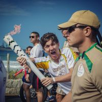 "Christian Figueiredo elogia música ""Taste The Feeling"", tema da Olimpíada Rio 2016"