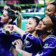 Veja as melhores fotos das representantes do Brasil na Ginástica Artística das Olimpíadas Rio 2016!