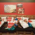 Folguinha merecida! Equipe brasileira da Ginástica Artística descansa em meio às Olimpíadas Rio 2016