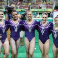 A equipe feminina da Ginástica Artística está arrasando nas Olimpíadas Rio 2016