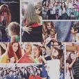 Após briga com Justin Bieber, Selena Gomez tranca opção de comentários do Instagram e posta montagem fofa com fãs