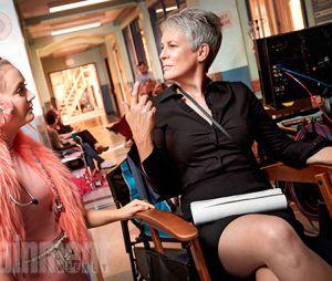 """De """"Scream Queens"""", elenco da 2ª temporada se prepara para gravar"""