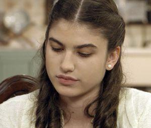 """Em """"Êta Mundo Bom!"""", Gerusa (Giovanna Grigio) diz que aceita a morte"""
