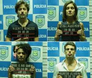 """A nova produção da Globo, """"Justiça"""", irá mostrar quatro histórias diferentes e grandes dilemas"""