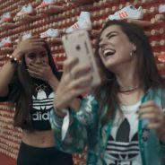 """Kéfera Buchmann, do """"5inco Minutos"""", e Anitta aparecem em novo vídeo no canal da influenciadora!"""