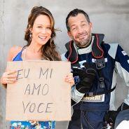 """Novela """"Haja Coração"""": Tancinha (Mariana Ximenes) e Apolo superam dificuldades no amor!"""