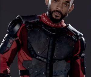 """Will Smith é conhecido por não gostar de dividir cenas com outros atores, mas entrou para o """"Esquadrão Suicida"""" como o Pistoleiro"""