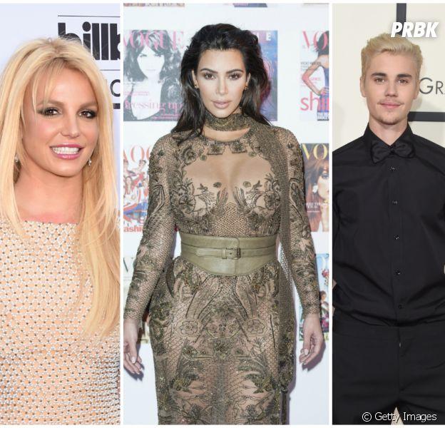 Justin Bieber, Britney Spears e Kim Kardashian são alguns dos famosos que já lançaram aplicativos