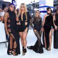 Fifth Harmony apostou em looks total black no VMA 2016